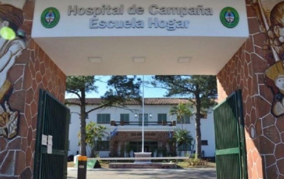 Confirman que paciente fallecido en el Hospital de Campaña no tenía Coronavirus
