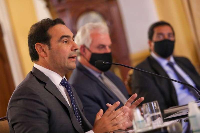 Valdés destacó la trascendencia que tendrá el nuevo Código Procesal Penal para la administración de la Justicia