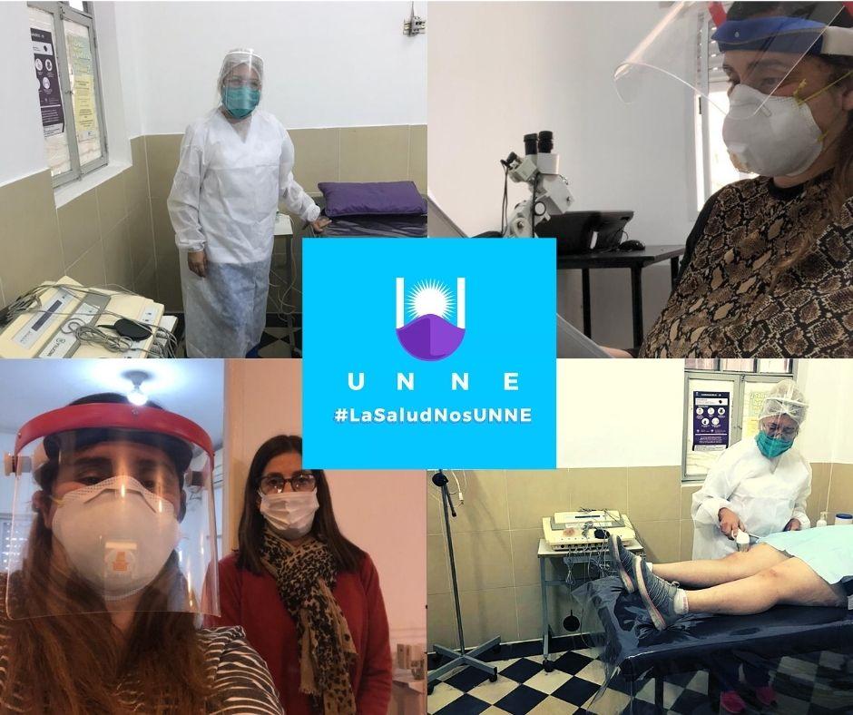 La UNNE reanudó el servicio gratuito de atención presencial médica para sus estudiantes