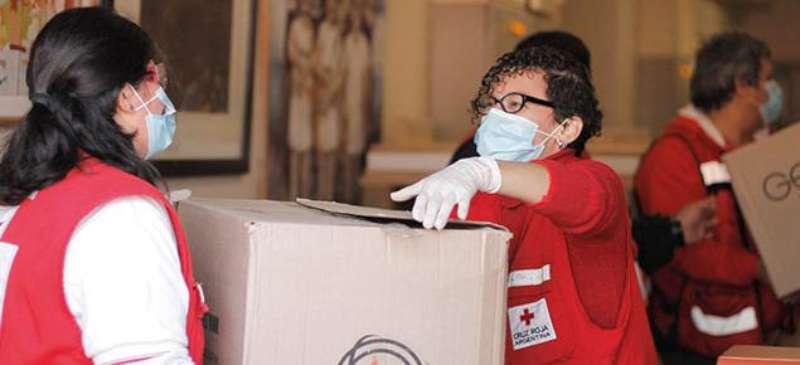 Cruz Roja Argentina presentó su cuarto Informe de Rendición de Cuentas COVID-19