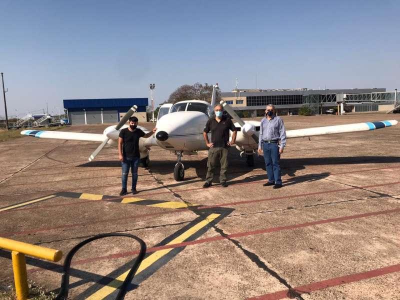 A través de Hacienda, Provincia realizó vuelos fotográficos sobre 72 localidades