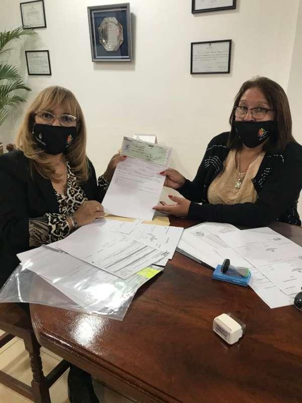 Desarrollo Social visitó 4 Hogares de Adultos Mayores y entregó recursos