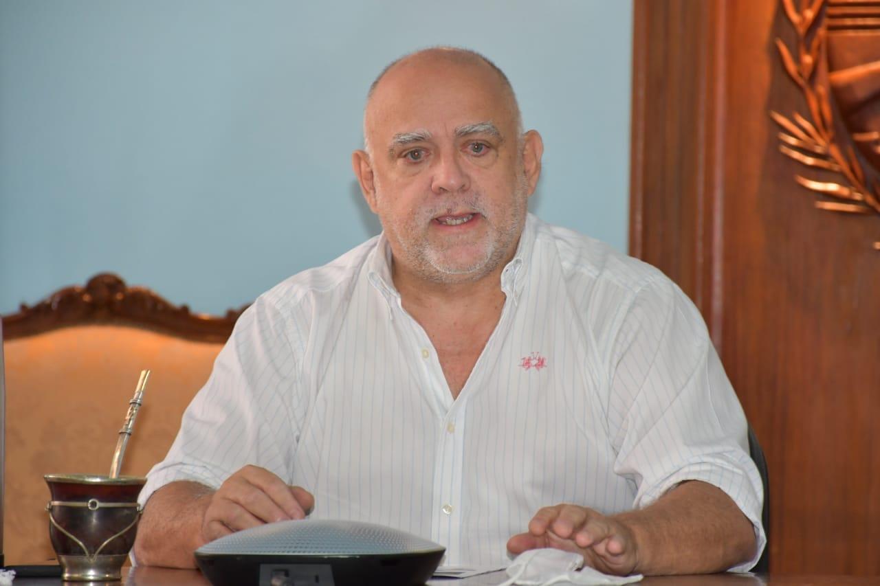Los ministros Vignolo y Ortega encabezaron reunión preparatoria con municipios de la Regiones 1 y 6