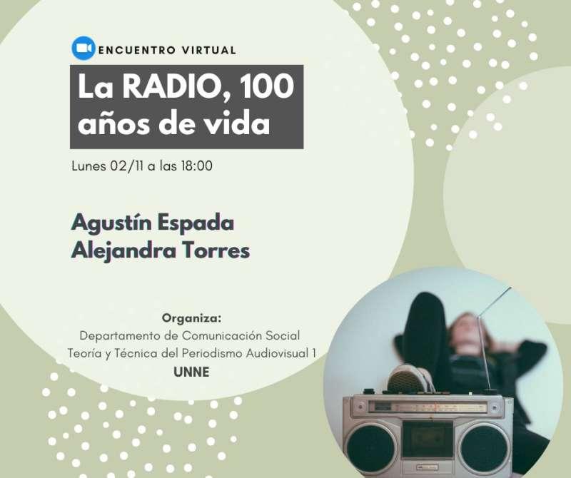 Agustín Espada y Alejandra Torres disertarán sobre el auge del podcast en Latinoamérica