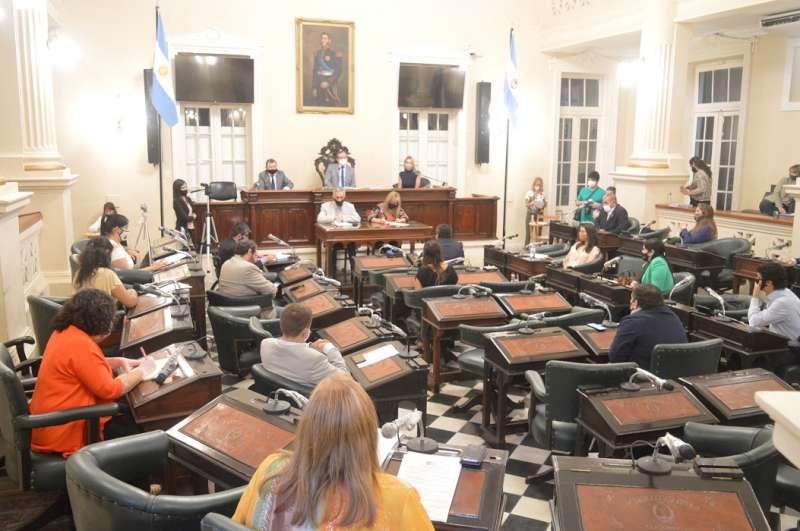 Ingresaron al Concejo Deliberante la Tarifaria y el Presupuesto 2021