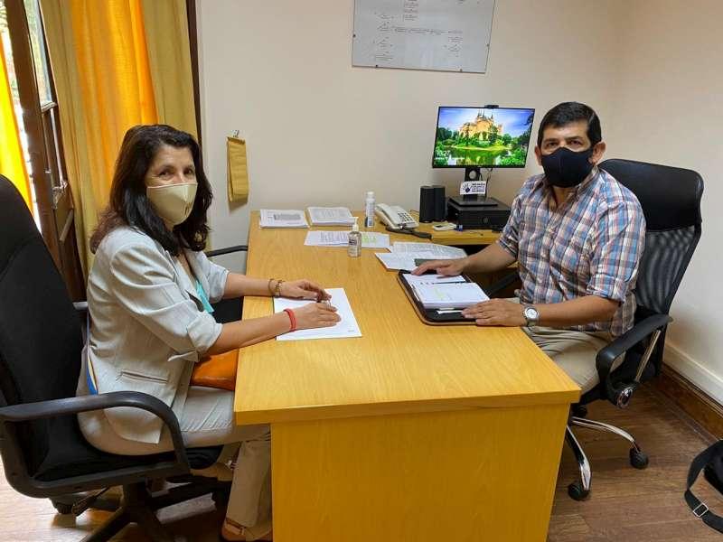 RENATRE Corrientes se reunió con el nuevo referente del MTEySS y participó en encuentro del Comité contra la Trata de Personas