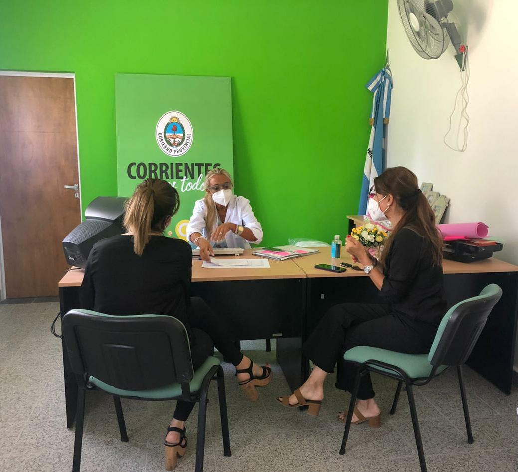 Salud coordinó acciones preventivas de Covid-19 en el interior