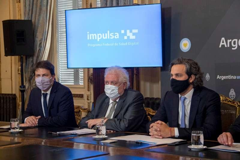 Valdés valoró el Programa Federal de Salud Digital y dijo que beneficiará a Corrientes
