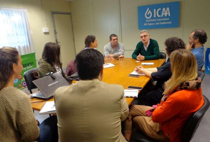 Central térmica de Santa Rosa con viabilidad ambiental del ICAA