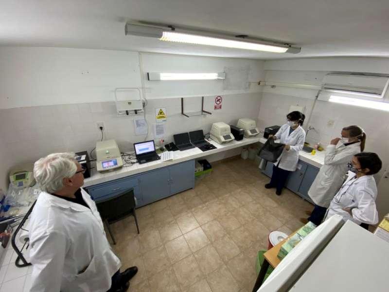 El Instituto de Medicina Regional de la UNNE ya superó las 20 mil muestras analizadas