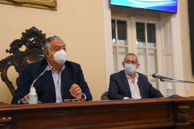 """Rivas Piasentini: """"El presupuesto asegura el cumplimiento de todas las obligaciones del estado provincial"""""""