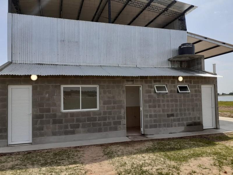 Se habilitó en Bella Vista el segundo Centro de Acopio de Envases Vacíos de Fitosanitarios de la provincia