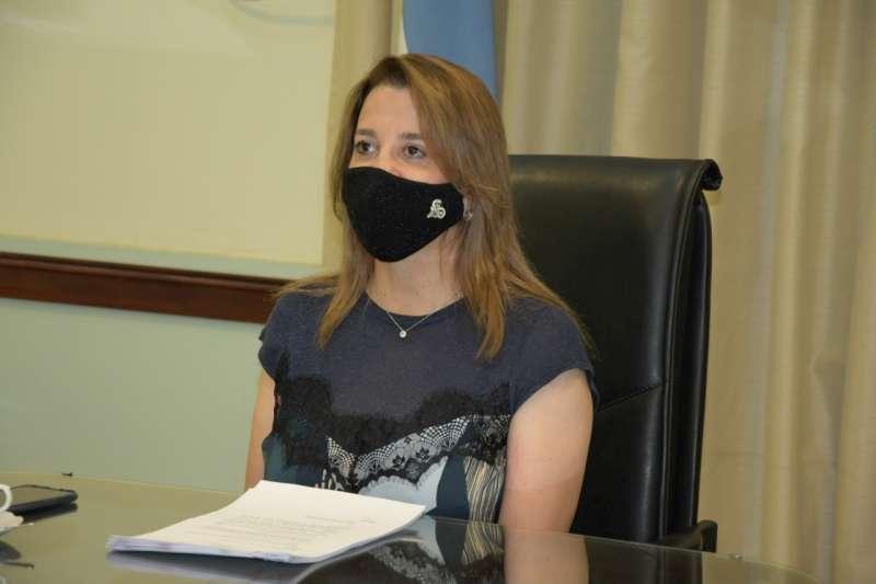 La ministra Susana Benítez participó de la 101ª asamblea del Consejo Federal de Educación