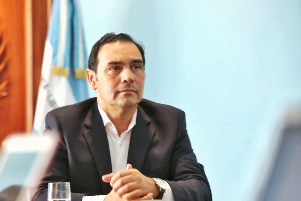 Valdés anunció que el martes comienza el plan de vacunación de Covid-19 en Corrientes