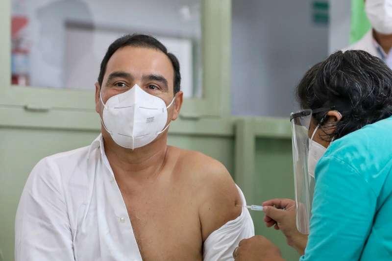 Valdés puso en marcha la gran esperanza en la lucha contra el Coronavirus