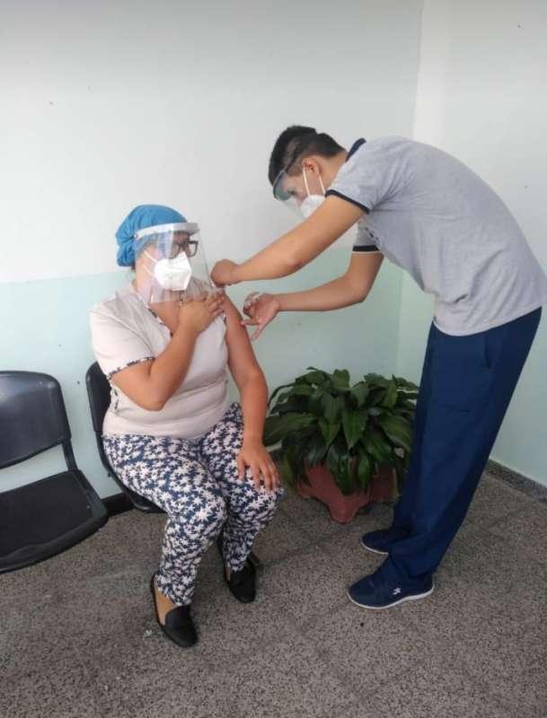 La Campaña de Vacunación contra el Covid-19 llega a los 75 municipios de la provincia