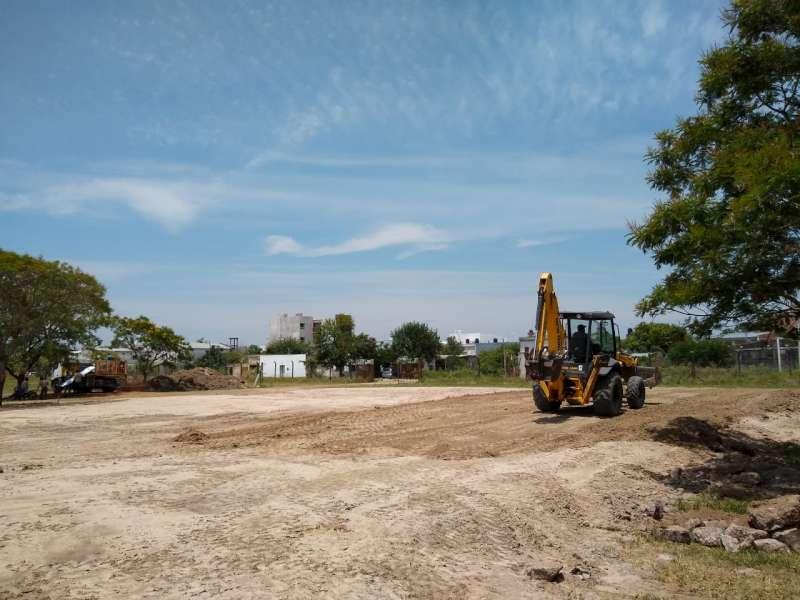 La Provincia construye un complejo polideportivo en el campus de la UNNE