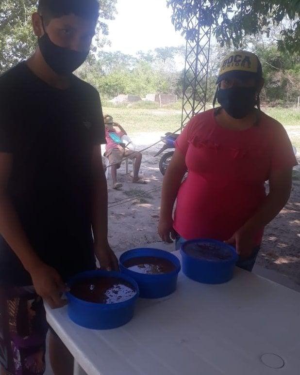 Desarrollo Social, firme con la provisión de alimentos para comedores y merenderos