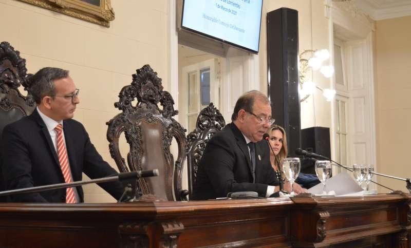 La apertura del Período de Sesiones Ordinarias del Concejo Deliberante será el lunes a las 18