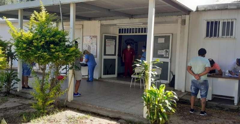 Salud Pública lleva adelante acciones epidemiológicas en Bella Vista