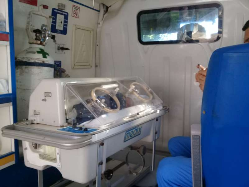 Se produjo el vigésimo primer nacimiento en el hospital de Campaña