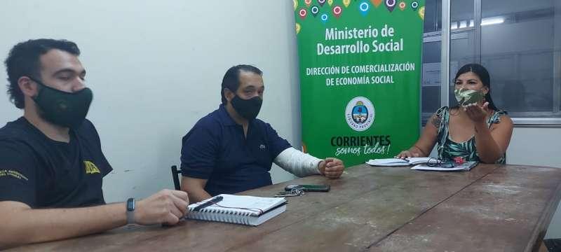Desarrollo Social brinda apoyo a la Cámara de Cerveceros Artesanales