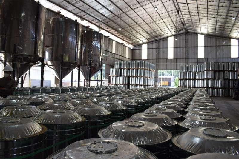 Derivados de la resina se consolidan como el tercer producto exportable de Corrientes