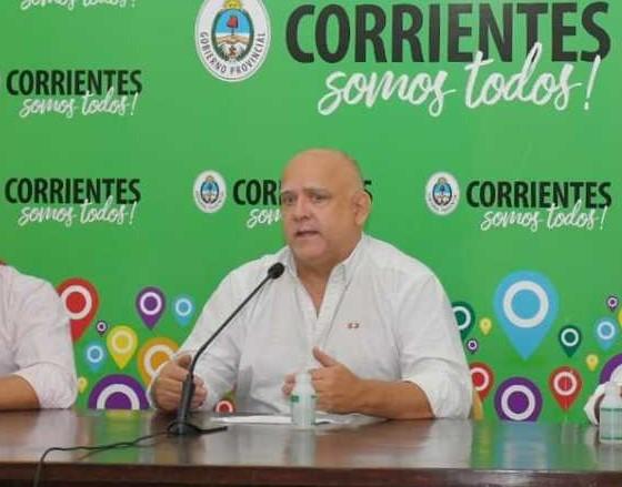 Vignolo confirmó que se vacunará a 4mil docentes en la provincia