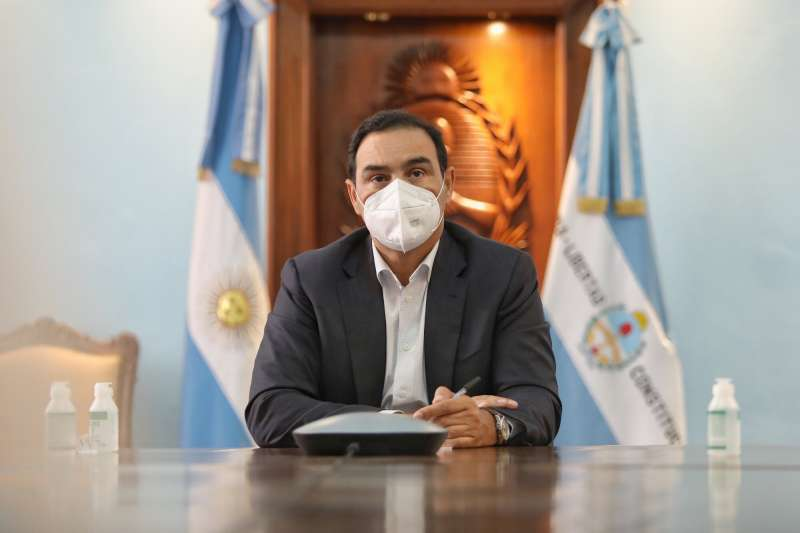 Valdés participó en el primer encuentro del Consejo Federal Hidrovía en busca de un mejor transporte fluvial