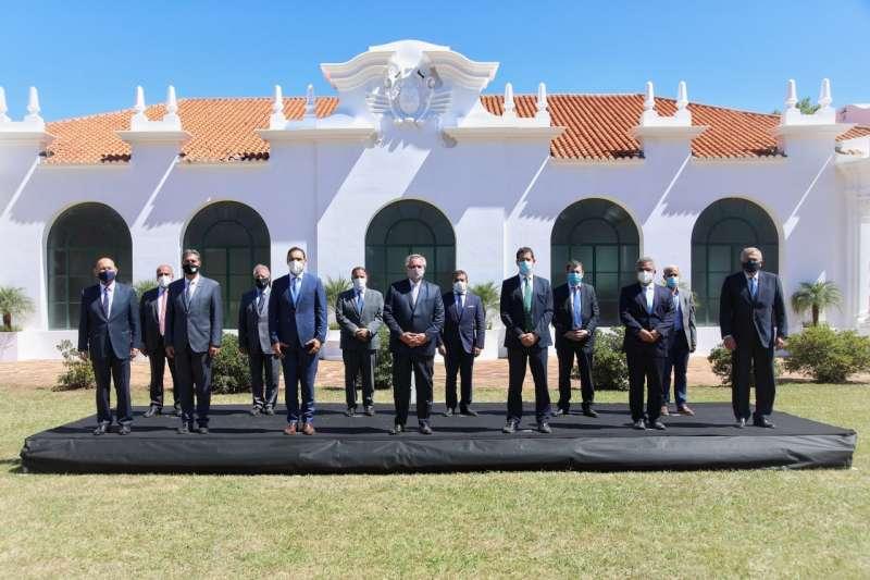El presidente Alberto Fernández sostuvo que el Norte no puede seguir esperando