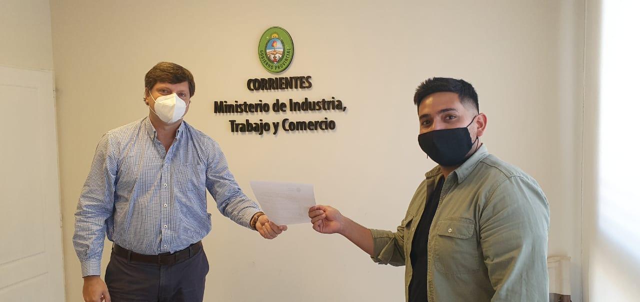 Una fábrica de calderas se suma al futuro Parque Industrial de Ituzaingó