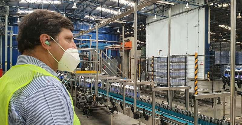 """Schiavi afirmó que la pandemia no ocasionó graves consecuencias en las industrias de Corrientes """"por la política acertada del Gobierno provincial"""""""