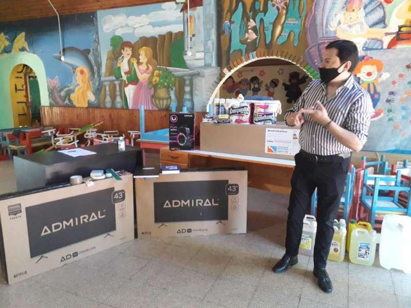 Desarrollo Social distribuye equipamientos y mobiliarios en Centros de Desarrollo Infantil