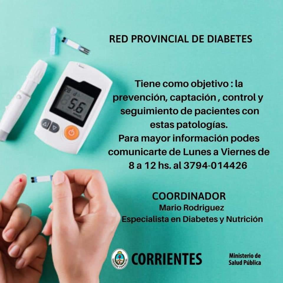 Red de Diabetes e Hipertensión: Estrategias para detectar pacientes y brindar atención en pandemia