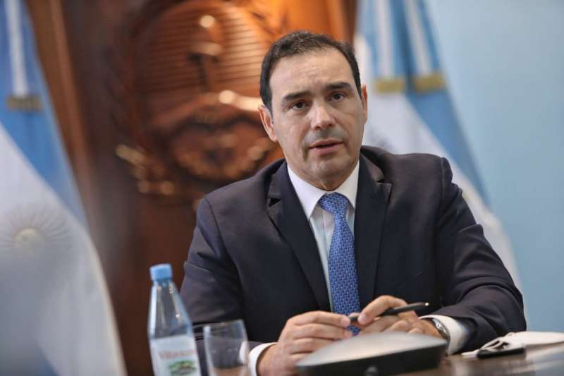 Valdés suscribió el Acuerdo Federal para luchar contra la violencia de género