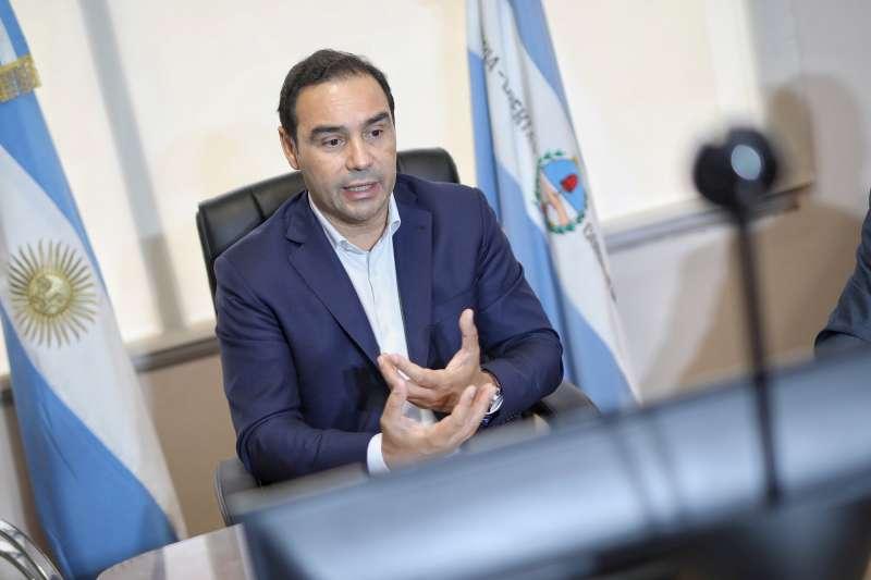 Con foco en la situación sanitaria, Valdés participó de la videoconferencia convocada por el presidente Alberto Fernández