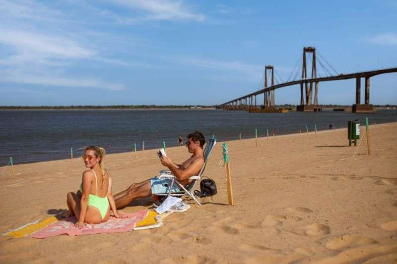 Corrientes cierra una temporada de siete meses de playas seguras con más de 260 mil visitantes