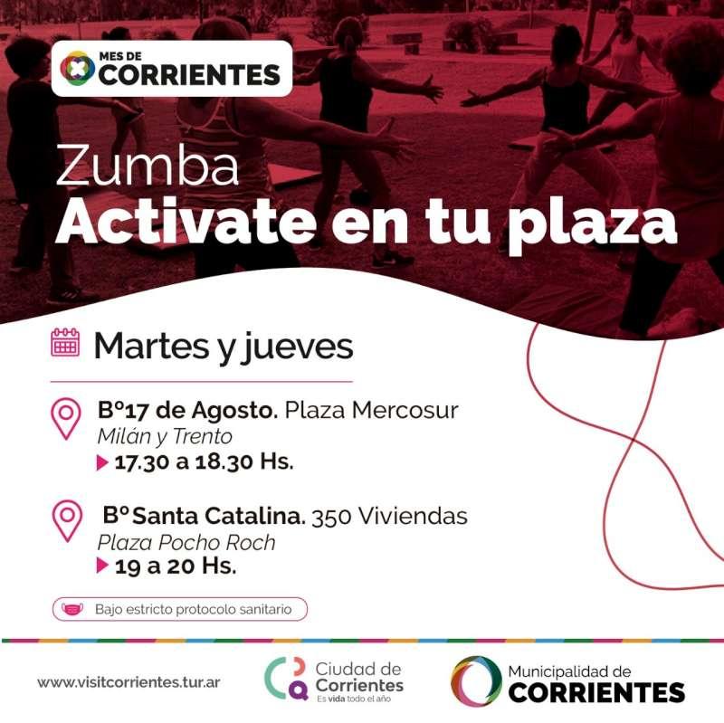 Múltiples propuestas durante la semana para celebrar el Mes de Corrientes