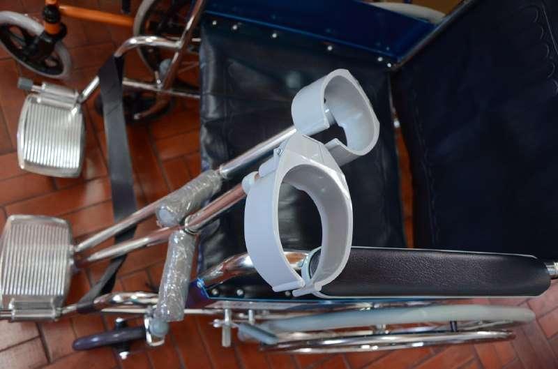 La Municipalidad habilitó el Banco de Ayudas Técnicas para personas con discapacidad