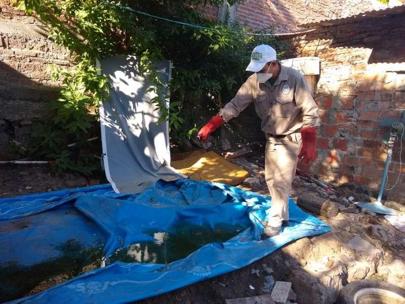 Salud amplía los operativos de bloqueo vectorial en barrios de Capital y en Santa Ana e Ituzaingó