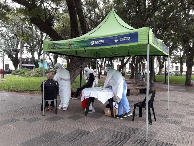 Salud despliega equipos en el interior para dar respuesta al Coronavirus