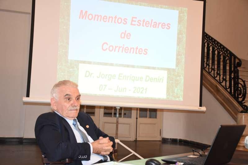La Municipalidad inició el Ciclo de Conferencias de la Ciudad