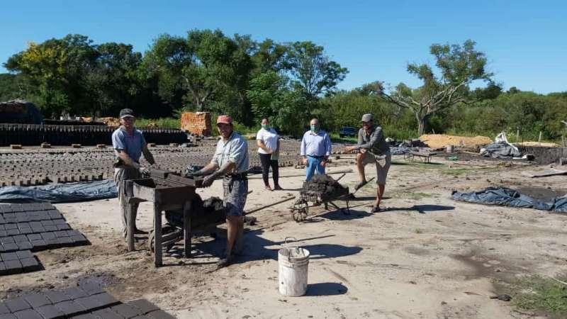 Desarrollo Social realizó el relevamiento en Oleros de Bella Vista y San Lorenzo