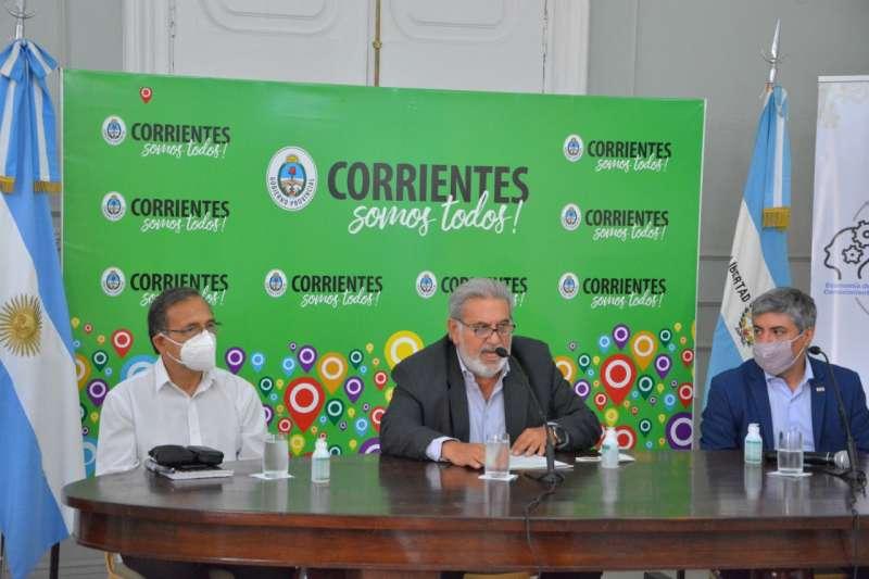 Presentaron detalles del Convenio que permitirá monitorear la presencialidad cuidada de los estudiantes de la UNNE