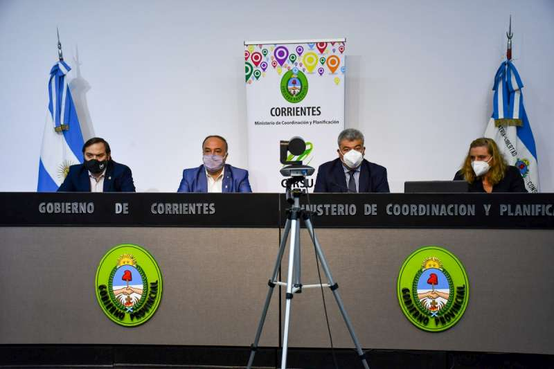El Gobierno presentó el Curso de Emprendedores Sustentables