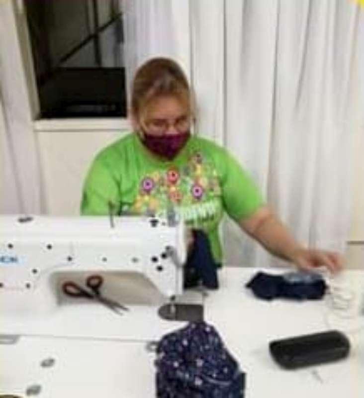 Este lunes se realizará el lanzamiento de los talleres de tejido, corte y confección