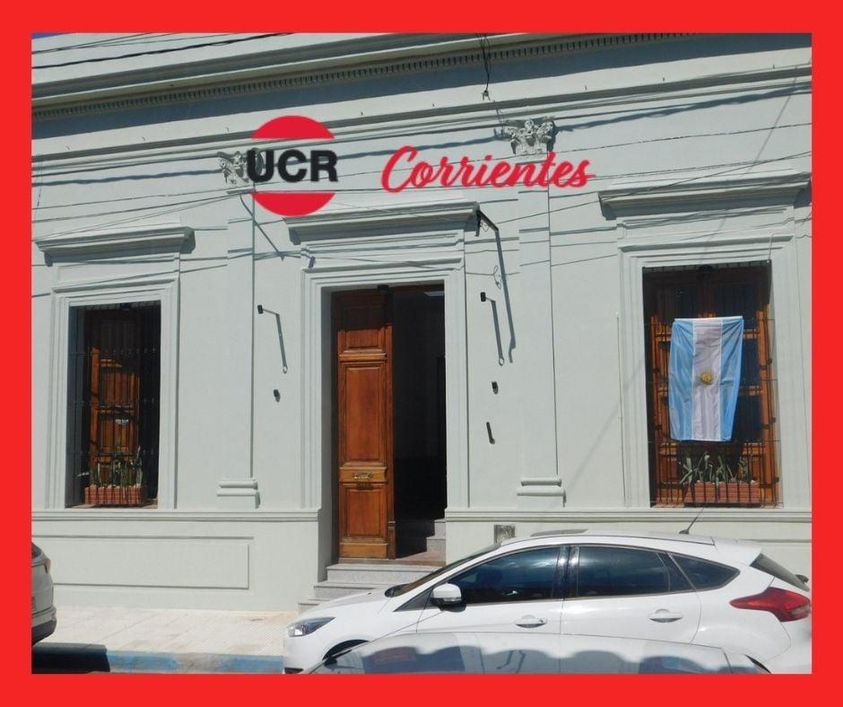 La UCR Corrientes sienta posición sobre el cierre de exportaciones a la carne