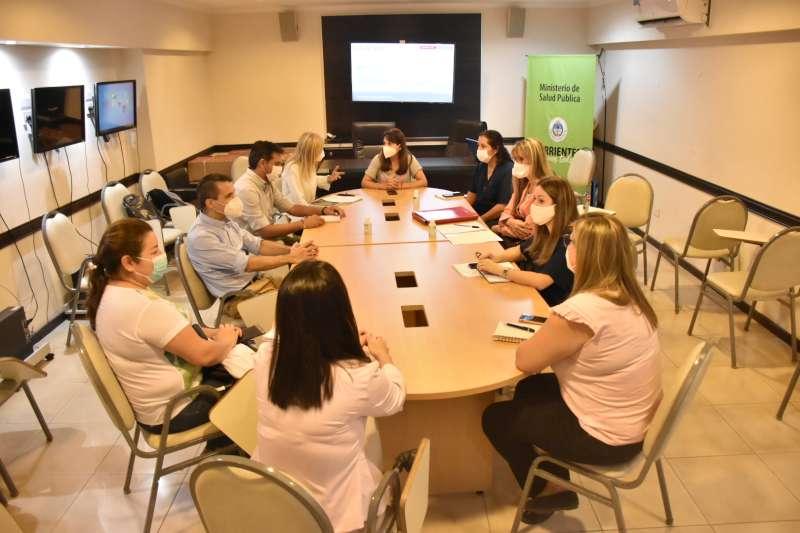 Se capacitará a trabajadores de Salud Pública a través del Campus Virtual del Ministerio