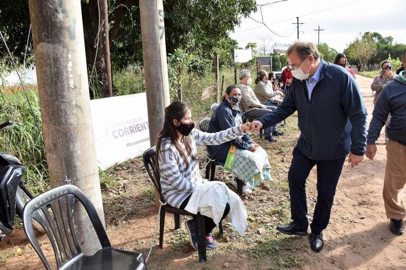 """Tassano, en el Ciudades Correntinas. """"Brindamos servicios donde más se necesita"""""""