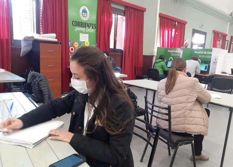 El Centro de Investigación Epidemiológica de la Provincia continúa con el seguimiento de cada caso